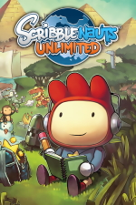 Scribblenauts Unlimited : The Walkthrough King